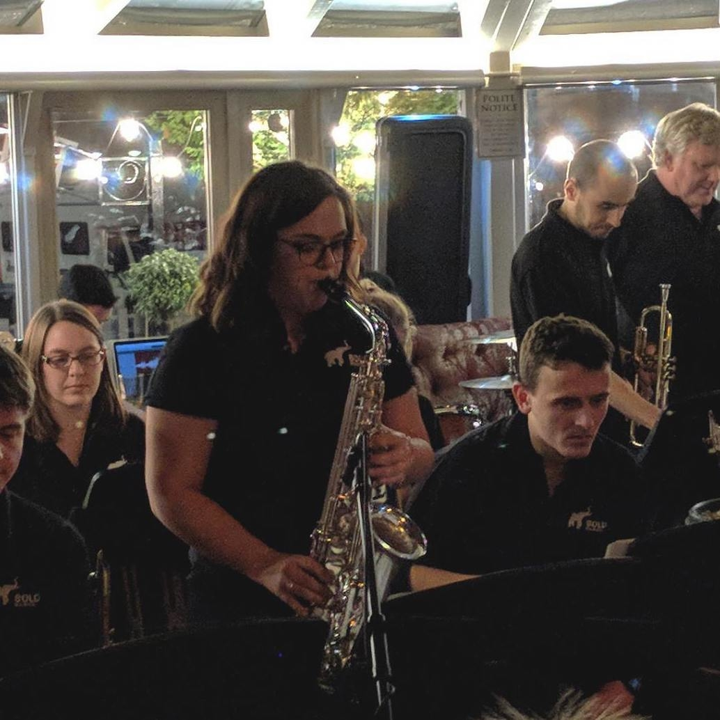 Bold Big Band, Newcastle based | S&J Live Music